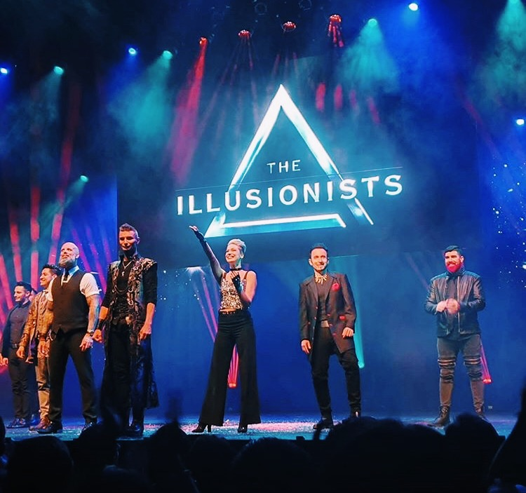 Sabine van Diemen - The Illusionists