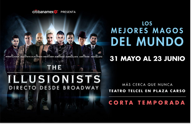 Sabine van Diemen - Mexico City _ The Illusionists